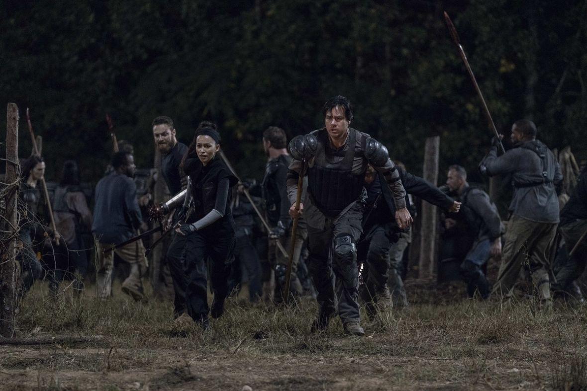 The Walking Dead jak Gra o tron? Nowy odcinek serialu ściąga od HBO