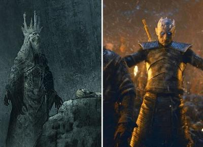 Gra o tron - Nocny Król miał wyglądać zupełnie inaczej!