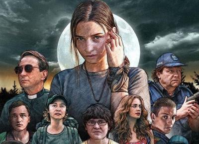 W lesie dziś nie zaśnie nikt od teraz w Netflix Polska – zobacz polski horror!