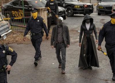 Watchmen HBO to ekranizacja na miarę naszych czasów - recenzja serialu