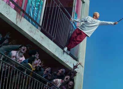 """""""#Alive"""" to najnowszy film o epidemii zombie prosto z Korei"""