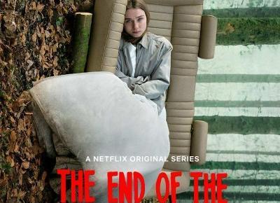 The End of the F***ing World - zwiastun 2. sezonu. Alyssa w sukni ślubnej!