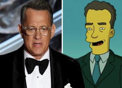 Tom Hanks zarażony koronawirusem. Simpsonowie przewidzieli to w filmie