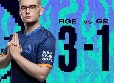 Rogue eliminuje G2 z play-offów LEC!