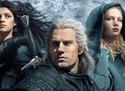 Wiedźmin: Netflix przedstawia nowe wersje Geralta, Yennefer i Ciri