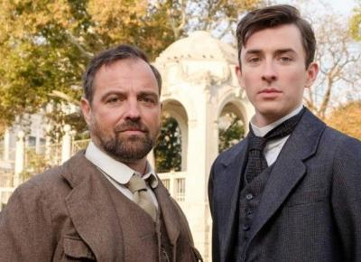 Vienna Blood - zwiastun serialu kryminalnego scenarzysty Sherlocka