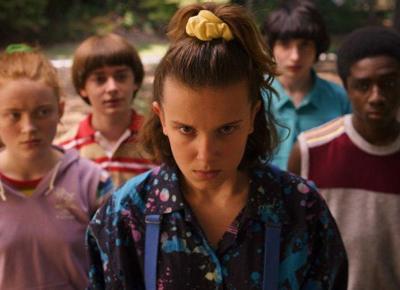 """Netflix podsyca emocje wokół 4. sezonu serialu """"Stranger Things"""""""
