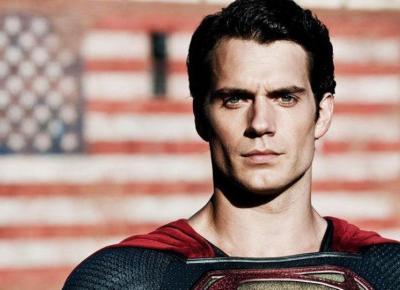 Henry Cavill chce nadal grać Supermana. Opowiedział też o Snyder Cut