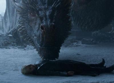 Gra o tron - czy Jon wiedział, że zabije Dany? Czy Drogon zjadł jej ciało?