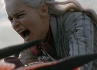 Gra o tron sezon 8: Usunięte sceny lepiej oddałyby przemianę Dany