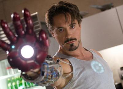 HBO GO: Iron Man, Iron Man 2 i Iron Man 3 od dziś w serwisie