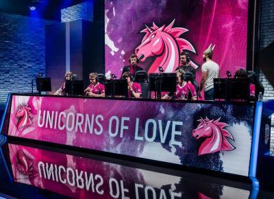 Worlds 2020: Szybko, łatwo i przyjemnie. Unicorns of Love w fazie grupowej.