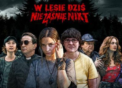 Netflix: Film W lesie dziś nie zaśnie nikt liderem oglądalności – TOP 10