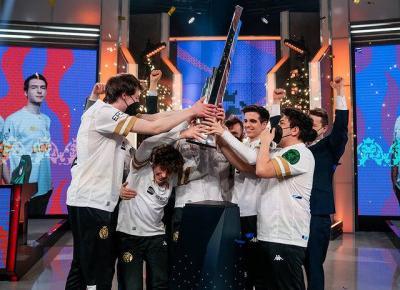 MAD Lions mistrzami Europy!