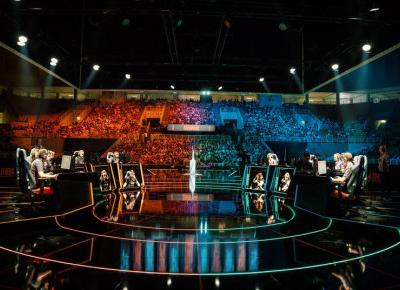 Historia rywalizacji G2 i Fnatic.