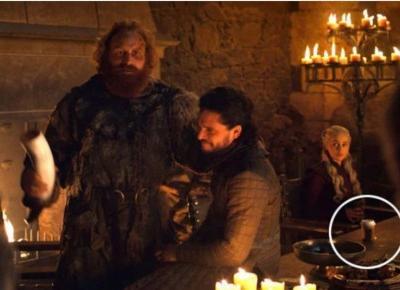 Gra o tron: Wiadomo, kto zostawił kubek ze Starbucksa na planie serialu