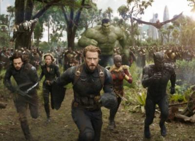 Avengers. Seria filmów MCU już na HBO GO. Nowości serwisu