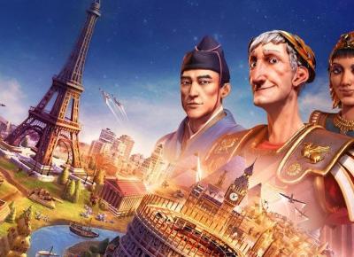 Gra Civilization VI za darmo w sklepie Epic Games Store