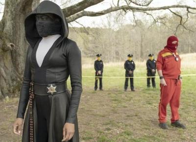 Watchmen - zwiastun 4. odcinka. Kim jest tajemnicza bogaczka ?