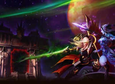Być może spełni się kolejne marzenie nostalgicznych graczy. Blizzard szykuje serwery Burning Crusade