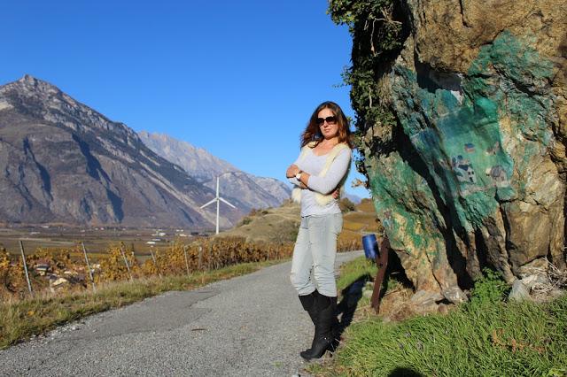 Desperate Housewife: Złota, szwajcarska jesień