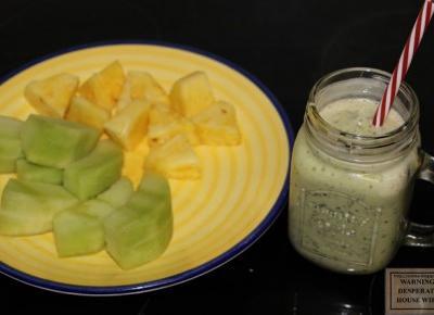 Przepis na fit śniadanie | Desperate Housewife
