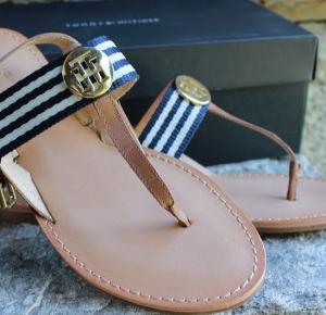 Sandałki Tommy Hilfiger i letnia stylizacja | Desperate Housewife