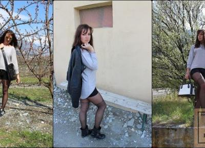 1 look, 3 stylizacje | Desperate Housewife