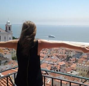 #5 Eu amo Lisboa! | Mapa marzeń