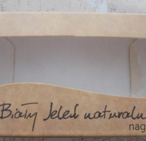 Rena Uchiha: Mydło naturalne Biały Jeleń nagietek