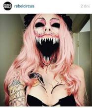Rena Uchiha: Halloween - inspiracje.