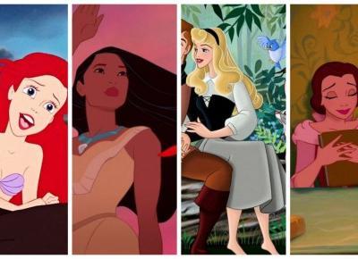 Księżniczki Disneya jako blogerki w social mediach - Pożałowana Wanda
