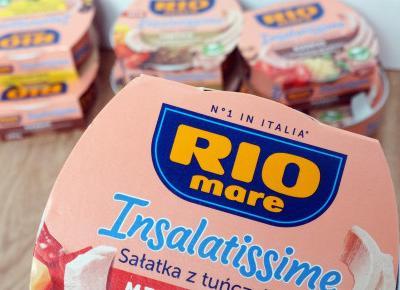 R I L S E E E Rio Mare Insalatissime