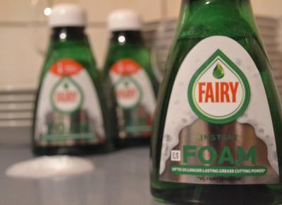 Fairy Instant Foam - recenzja