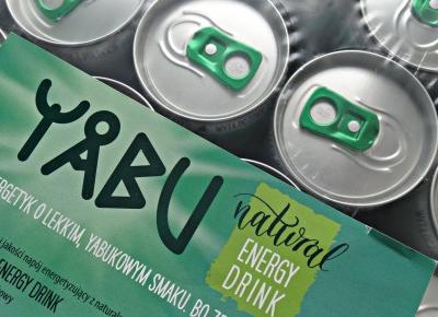 R I L S E E E : YABU - natural energy drink