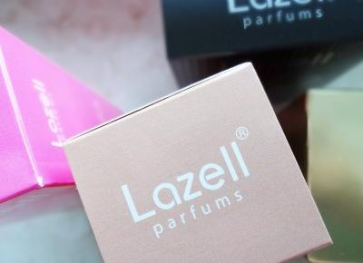 R I L S E E E : Lazell - recenzja perfum