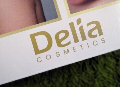 R I L S E E E : Perfekcyjne brwi z Delia Cosmetics