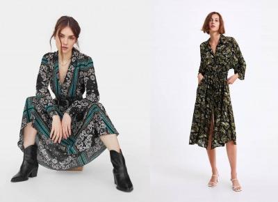 Sukienki maxi - gdzie kupić?