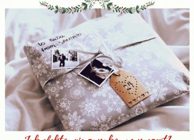 Jessica Słoniewska Blog: Jak efektownie zapakować prezent świąteczny?