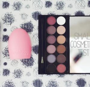 Small cosmetics test - BORNPRETTYSTORE - Jessica Słoniewska Blog