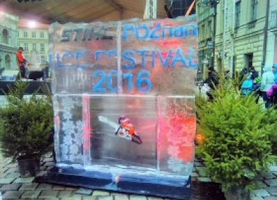 Moda i Alex: STIHL POZnan Ice Festival 2016