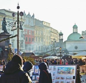 Kraków ;)
