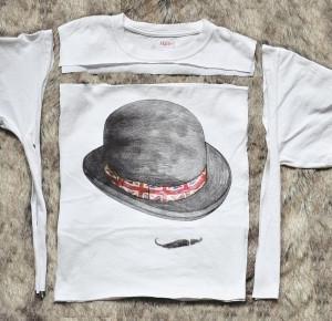 Eko torba z T-shirta - DIY