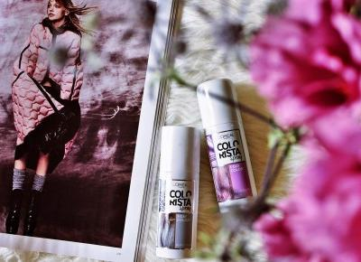 RobertaKa: L'Oreal Colorista Spray 1-day color