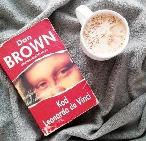 "Tajemnica Świętego Graala – Dan Brown ""Kod Leonarda da Vinci"""