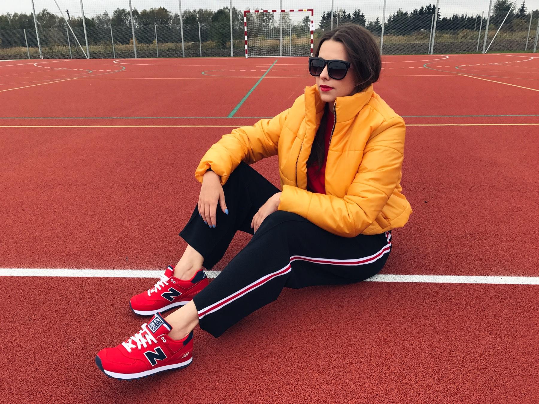 Cullotes & Puff jacket | RoksanaRy - Fashion & Beauty & Lifestyle