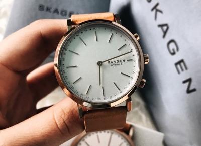 Smartwatch, czy klasyczny zegarek? - SKAGEN Connected