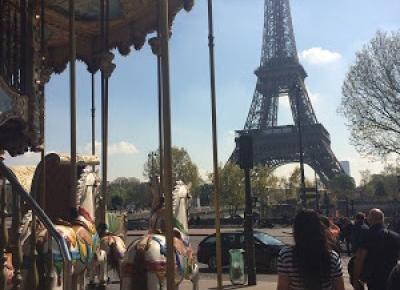Je ne regrette rien! : Bonjour de France