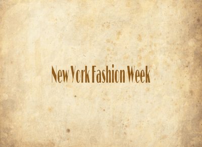 New York Fashion Week – jak to się zaczęło? – Rox Mummy Model