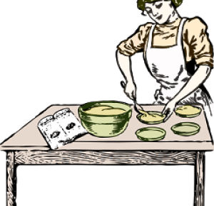 Rox Mummy Model: Mączne działania w kokosie i kukurydzy